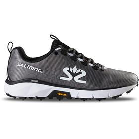 Salming iSpike Shoes Herre Grey/Black
